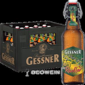 Gessner Radler 18x0,5 l