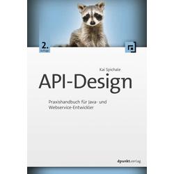API-Design als Buch von Kai Spichale