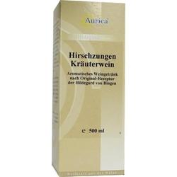HIRSCHZUNGEN Kräuterwein 500 ml