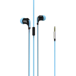 Vivanco Talk 4 In Ear Kopfhörer In Ear Headset Blau