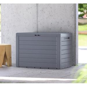 Prosperplast Auflagenbox Boxe Board grau