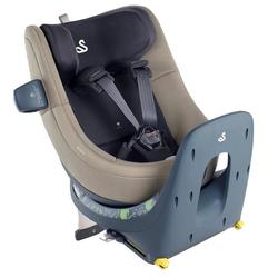 Swandoo Autokindersitz Swandoo Marie i-Size Reboard Kindersitz braun