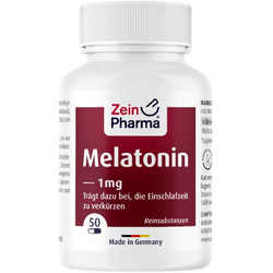 MELATONIN KAPSELN 1 mg 50 St