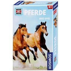 KOSMOS - Was ist Was - Quizspiel Pferde