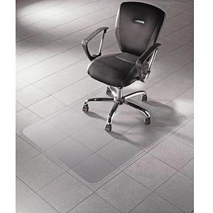 clear style Bodenschutzmatte für glatte Böden Master