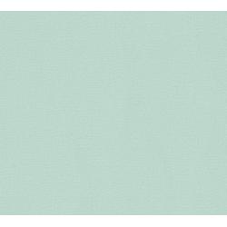 A.S. Création Vinyltapete, Unitapete Grün Vliestapete 962258 Wandtapete modern Tapete
