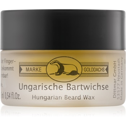 Golddachs Beards Bartwachs 16 g