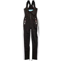 Superdry - Nu Slalom Slim All In 1 W Black - Skihosen - Größe: S