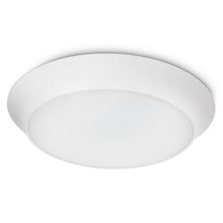Qualitaetsware24 Deckenleuchte Philips Ecomoods Deckenleuchte Deckenlampe Beige Big Weiß