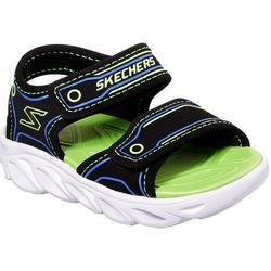 Skechers Kids HYPNO-SPLASH Sandale mit blinkender Sohle 26