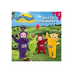 Teletubbies - Zeit für Teletubbies  1 Audio-CD - Hörbuch