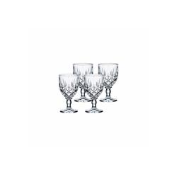 Nachtmann Likörglas Noblesse Likörglas 4-tlg., Glas