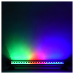 TOPMELON LED Aquariumleuchte LED Aquariumleuchte bunt 18 cm