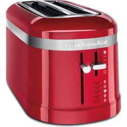 KitchenAid 5KMT5115, Toaster, Rot