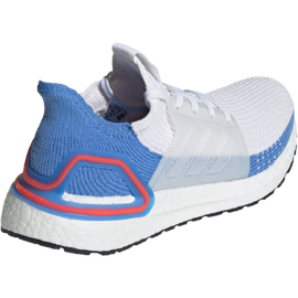 adidas Ultraboost 19 W cloud white/cloud white/real blue 37 1/3
