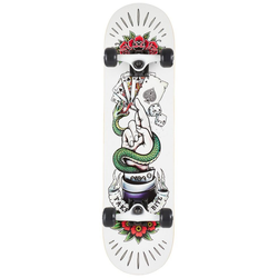 Area Skateboard AreA TYB Skateboard Komplett weiß