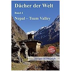 Dächer der Welt - Band 4. Jürgen Richterich  - Buch