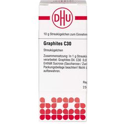 GRAPHITES C 30 Globuli 10 g