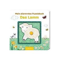 Mein allererstes Puzzlebuch - Das Lamm - Buch