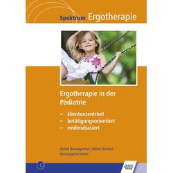 Ergotherapie in der Pädiatrie: eBook von