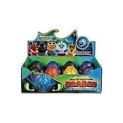 Dreamworks Dragons ML Egg Plush