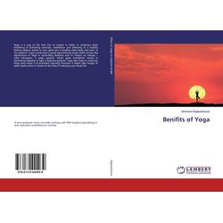 Benifits of Yoga als Buch von Abhinand Rajasekharan