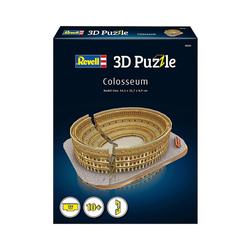 Revell® 3D-Puzzle 3D-Puzzle Colosseum, 131 Teile, Puzzleteile