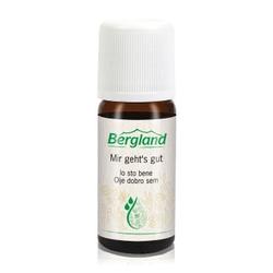 Bergland Aromatologie Mir geht's gut olejek zapachowy  10 ml
