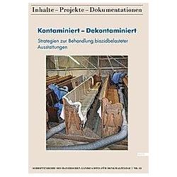 Kontaminiert - Dekontaminiert - Buch