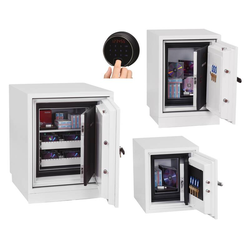 Datenschutztresor Datacare Außenmaße 770 x 690 x 720 mm, mit Fingerabdruckschloss
