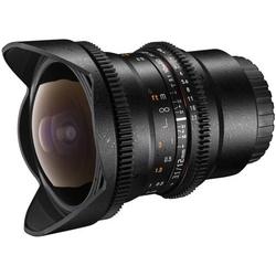 Walimex Pro Fish-Eye-Objektiv f/22 - 3.1 12mm