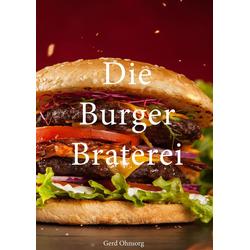 Die Burger Braterei als Buch von Gerd Ohnsorg