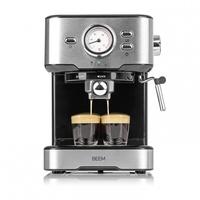 BEEM Espresso-Select edelstahl gebürstet