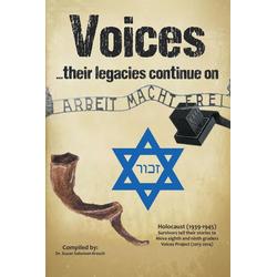 Voices als Taschenbuch von Susan Salomon-Kresch