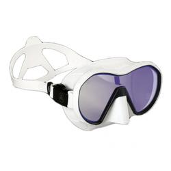 Apeks VX1 White - Black UV - Maske