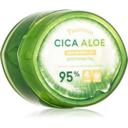 Missha Premium Cica Aloe feuchtigkeitsspendende und beruhigende Creme mit Aloe Vera 300 ml
