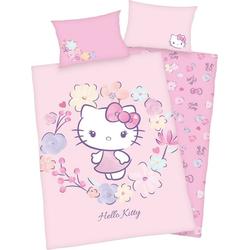 Babybettwäsche Hello Kitty, Hello Kitty, GOTS zertifiziert