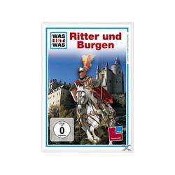 Was ist was - Ritter und Burgen DVD