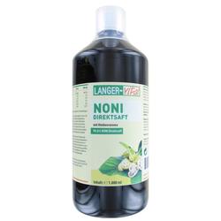 NONI Direktsaft (99,6%) mit Himbeeraroma, 1000 ml