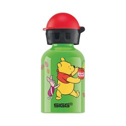 Sigg Trinkflasche Alu-Trinkflasche Dogs, 300 ml grün