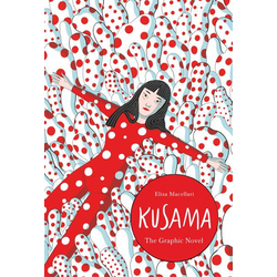 Kusama: Buch von Elisa Macellari