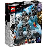 Lego Marvel Super Heroes Iron Man und das Chaos durch Iron Monger 76190