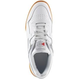 Reebok Workout Plus white/carbon/classic red/reebok royal-gum 37,5
