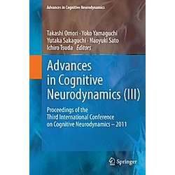 Advances in Cognitive Neurodynamics (III) - Buch