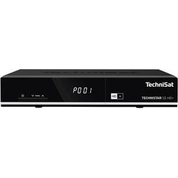 TechniSat TechniStar S5 HD+ HD-SAT-Receiver CI+ Schacht, Ethernet-Anschluss Anzahl Tuner: 1