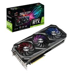Asus ROG Strix GeForce RTX 3080Ti OC Edition Gaming Grafikkarte Grafikkarte (12 GB, GDDR6X, Nvidia)