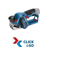 Akku-Hobel GHO 12V-20 | ohne Akku ohne Ladegerät