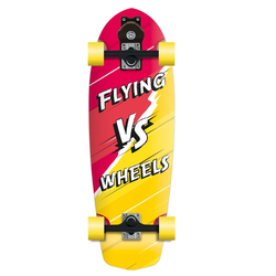 Flying Wheels Surfskater Versus 29'' Surf Skateboard 21
