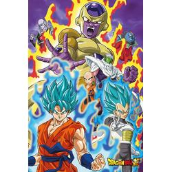 GB eye Poster Dragon Ball Super - God Super - Maxi Poster