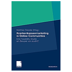 Krankenkassenmarketing in Online-Communities - Buch